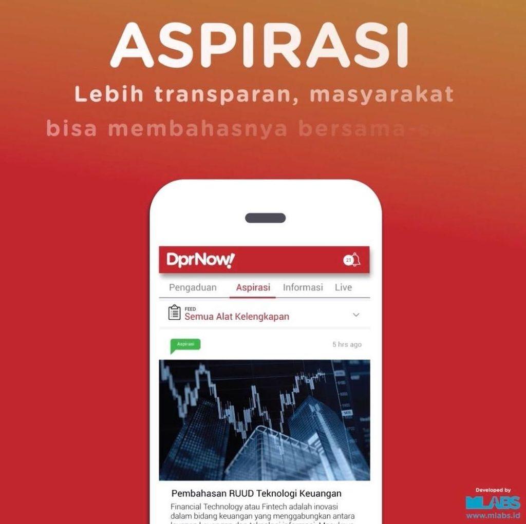Bamsoet Senang Masyarakat Antusias Unduh Aplikasi DPR NOW