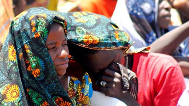 Korban Kapal Karam 224 Jiwa, Tanzania Gelar Pemakaman Massal