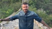 Duka Cita David Beckham Atas Gempa dan Tsunami Palu