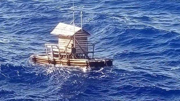 Cerita di Balik Perjuangan Aldi 'Life of Pi' 49 Hari di Lautan