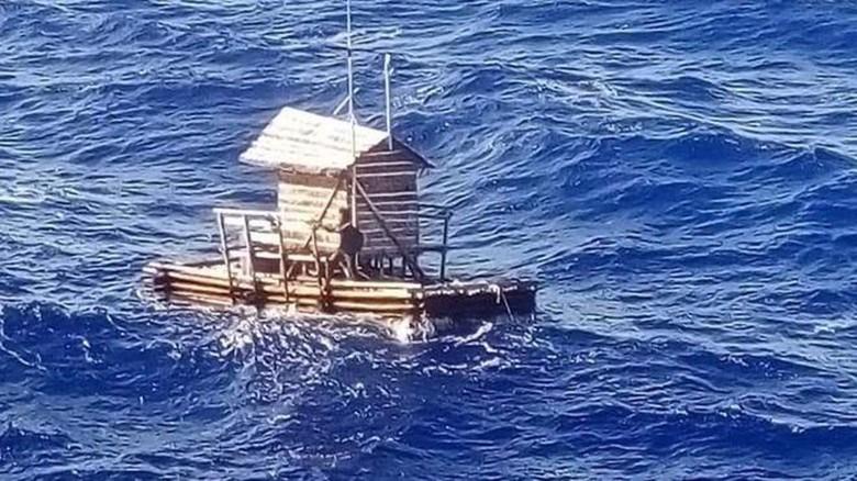 Terombang-ambing 49 Hari di Lautan, Aldi Life of Pi Dikejar Hiu