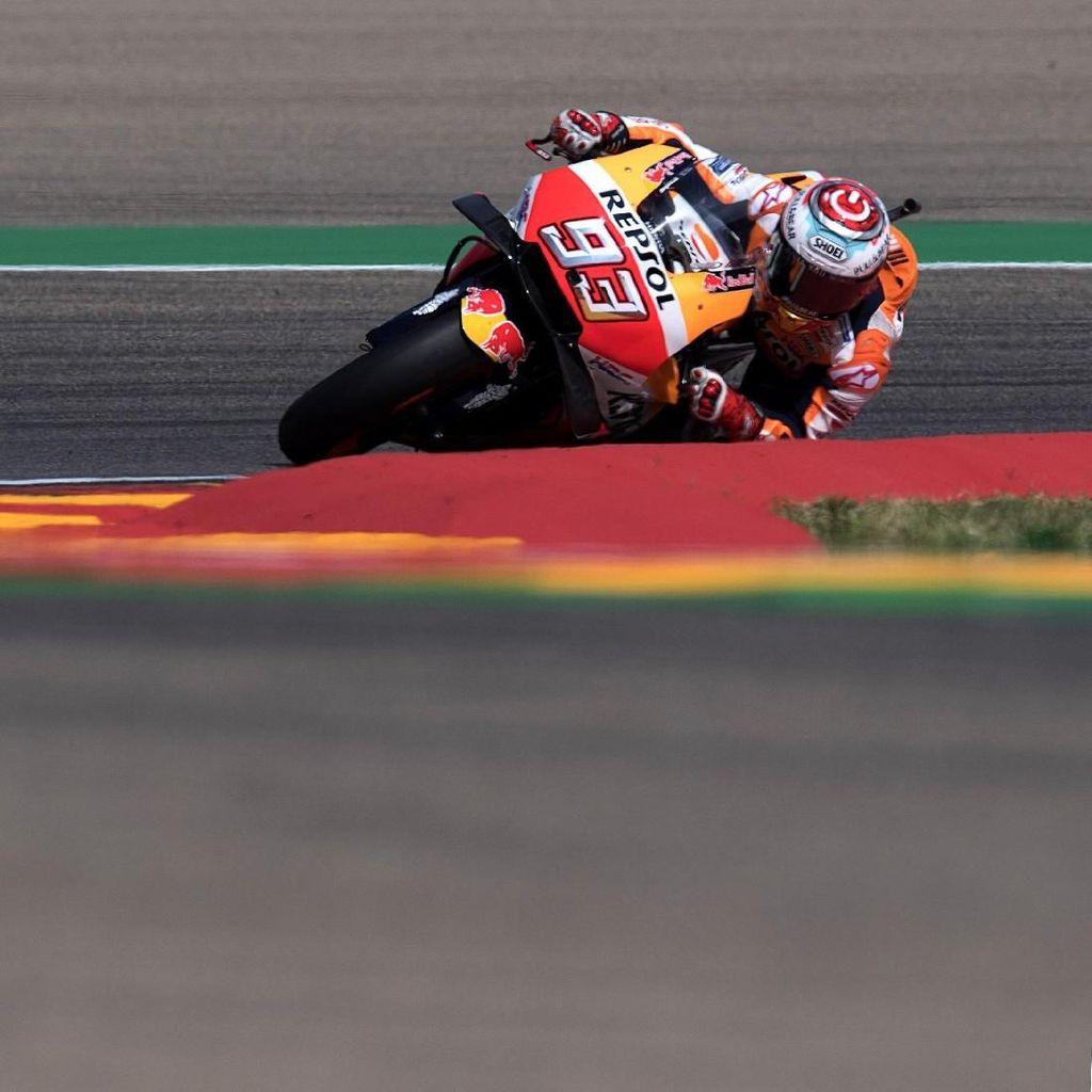 Perjudian yang Membuahkan Hasil untuk Marquez