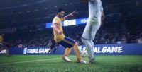 Di FIFA 19, pantang hukumnya untuk mengambil bola secara terburu-buru.