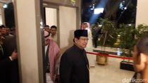 Prabowo Hadiri Perayaan Hari Nasional Arab Saudi