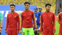 Di Thailand, Shin Tae-yong Langsung Genjot Fisik Timnas U-19