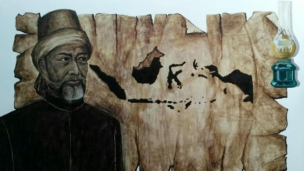 Sajian Perupa Aceh dan 6 Lukisan Koleksi GNI di Pameran Keliling