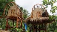 Potret Rumah Asli Lombok yang Anti Gempa