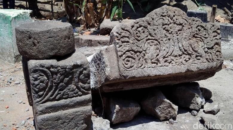 Tim Balai Arkeologi DI Yogyakarta (DIY) melakukan penggalian/ekskavasi di Dusun Balong Bayen itu untuk mencari pusat Kerajaan Mataram Kuno.