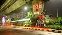 Keren! Trick Art 3D Asian Para Games 2018 Mejeng di Jalanan Jakarta