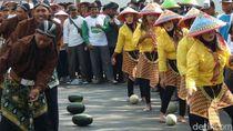 Petani Lamongan Tuntut Perda Kesejahteraan Peringati Hari Tani
