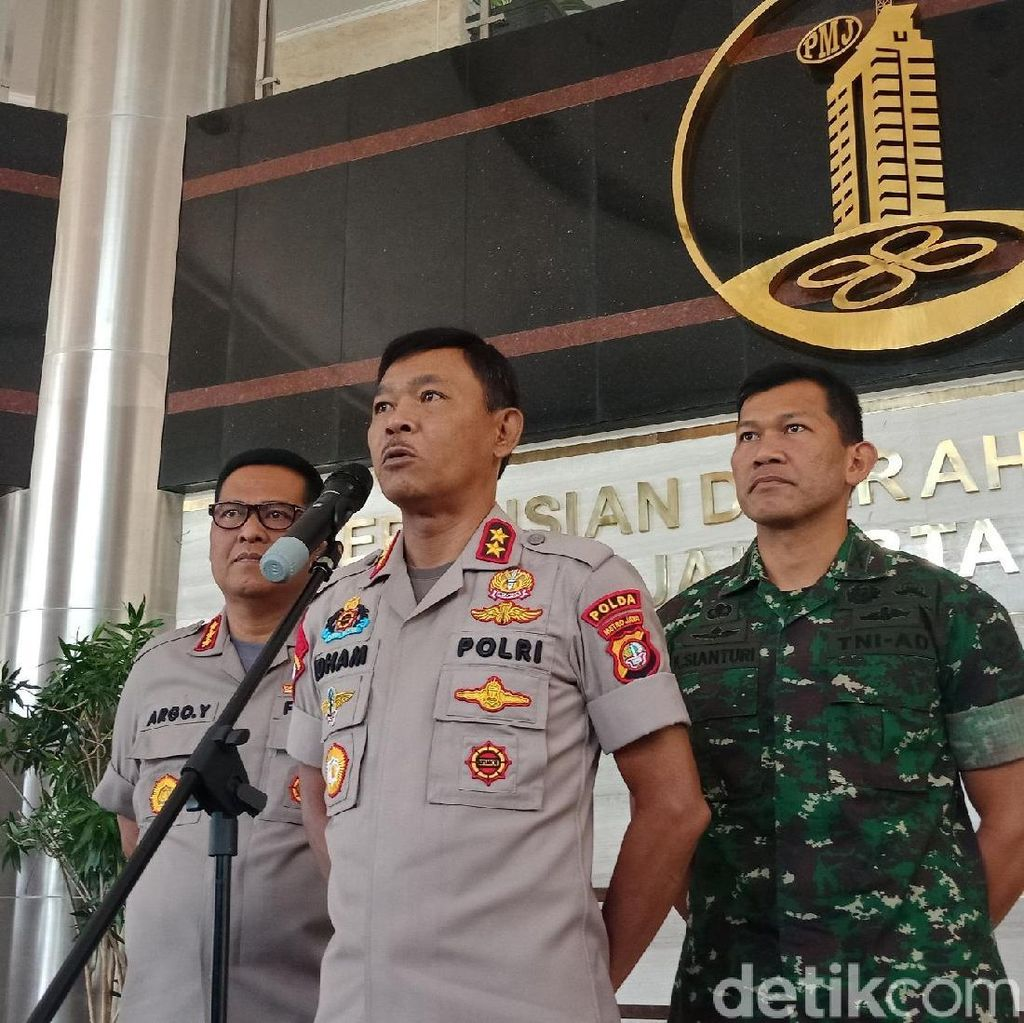 Jokowi Resmi Ajukan Komjen Idham Aziz Jadi Kapolri ke DPR