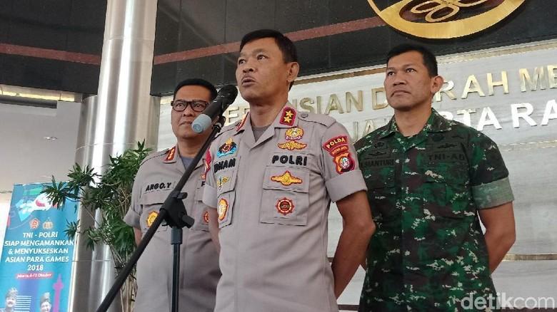 Jokowi Resmi Ajukan Komjen Idham Azis Jadi Kapolri ke DPR
