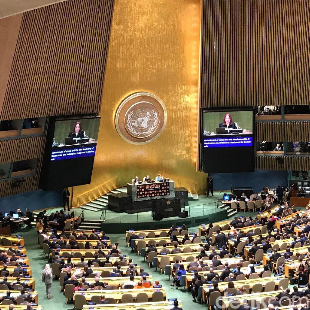 Jelang Sidang Umum PBB, JK Hadiri Mandela Peace Summit