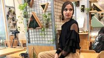 Gaya Mewah Para Artis Indonesia di Acara Fendi