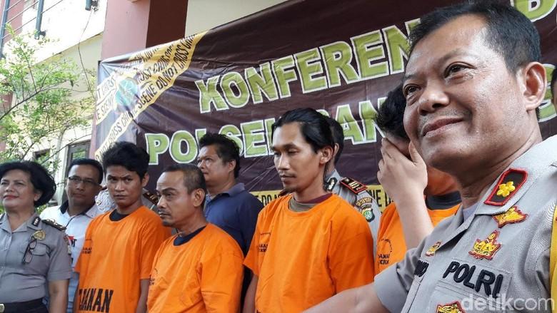 Pungli Sopir Truk di Bantargebang, 4 Orang Ditangkap Polisi