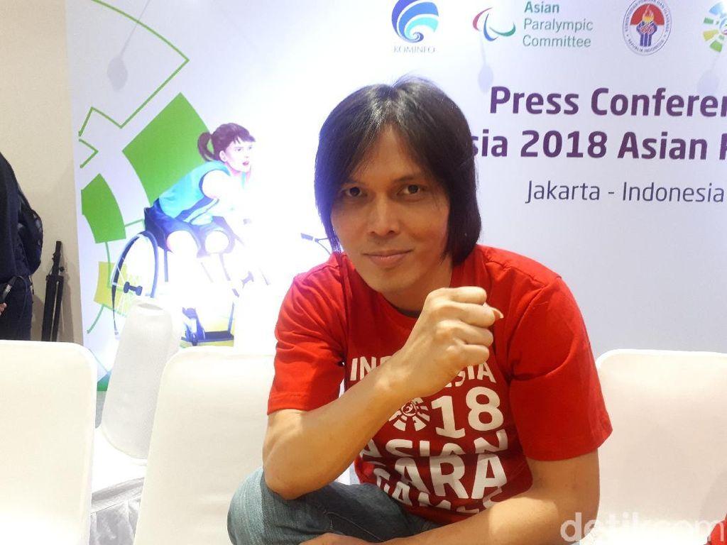 Asian Games Sudah, Once Juga Terlibat di Asian Para Games