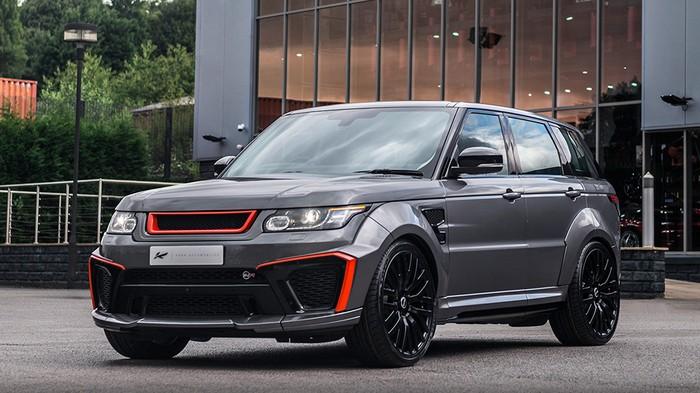 Modifikasi Range Rover Ini Dijual, Mau?