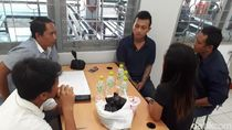Penyelundupan Ganja dalam Kemasan Teh di Lapas Semarang Digagalkan
