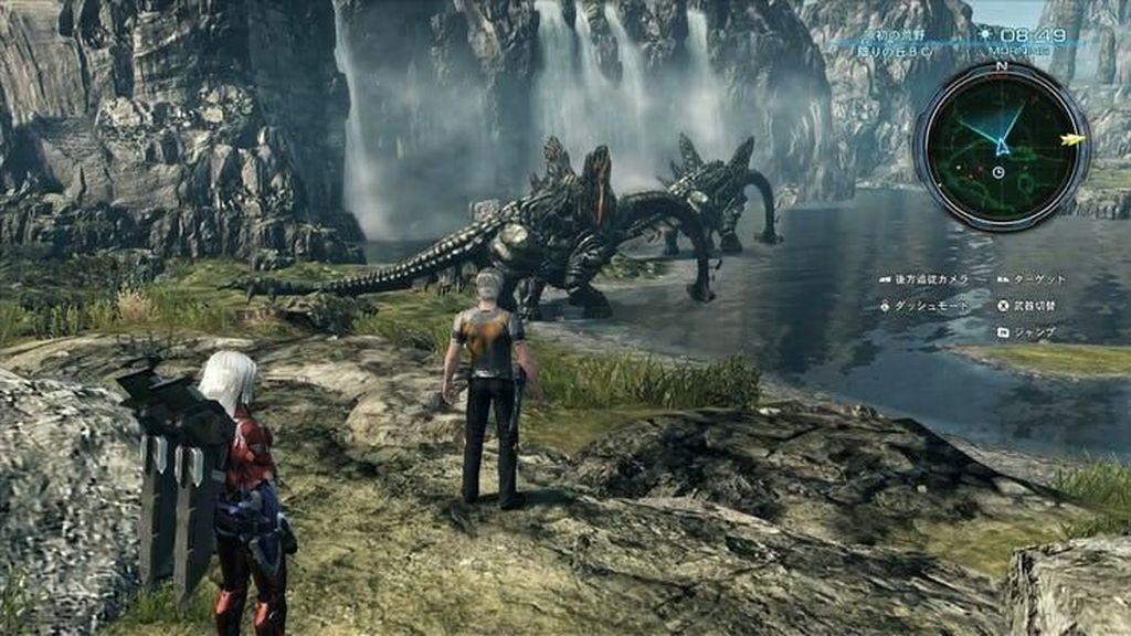 15. Xenoblade Chronicles X. Menurut The Gamer, game ini membutuhkan rata-rata 70 jam sampai tamat. (Foto: TheGamer.com)