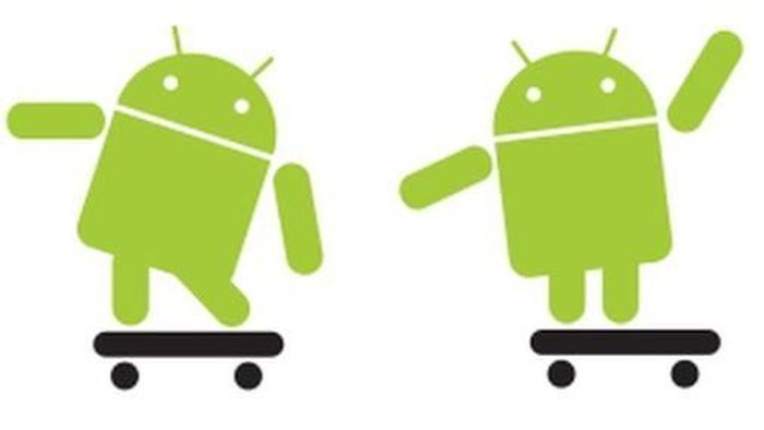 Logo Android, Android