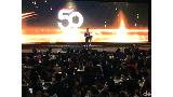 Jokowi dan Sandiaga Hadiri Syukuran HUT ke-50 Kadin