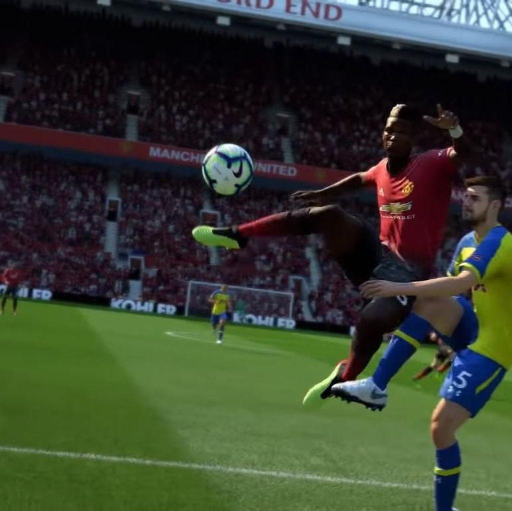 Tips Jago FIFA 19: Menyerang