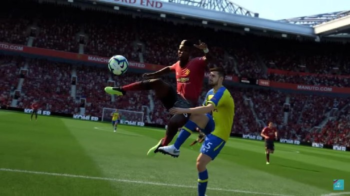 FIFA 19 memberikan opsi menyerang yang lebih kaya. Foto: EA Sports