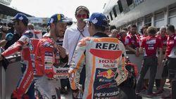 Usai Kalah di MotoGP Aragon, Dovizioso Menyerah Kejar Poin Marquez