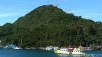 Geliat Aktivitas di Teluk Jayapura