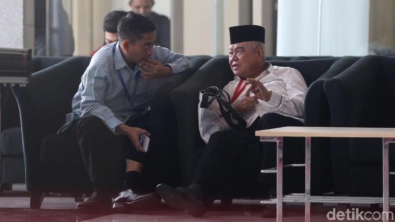 Politisi Golkar Nawafie Saleh Diperiksa KPK Terkait Idrus Marham