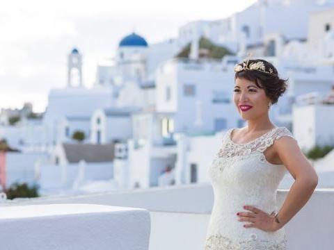Laetitia Nguyen dicampakkan tunangannya dan memutuskan untuk menikahi diri sendiri