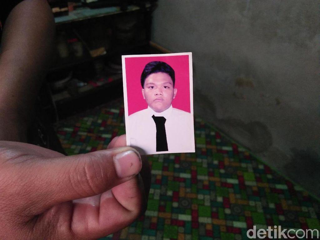 Menangis Tersedu, Sang Kakak Cerita Kehilangan Haringga Sirla