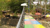 Jembatan Gantung Swiss di Ciamis yang Instagramable