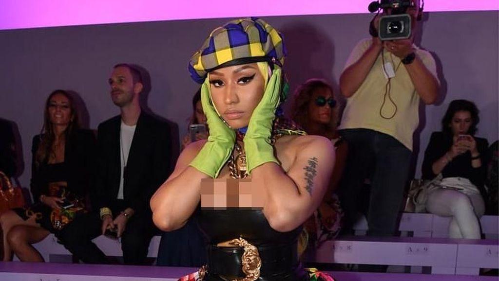 Rapper Seksi Nicki Minaj Bakal Manggung di Arab Saudi