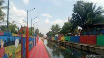Revitalisasi Sungai Sekanak Palembang Terus Dikebut
