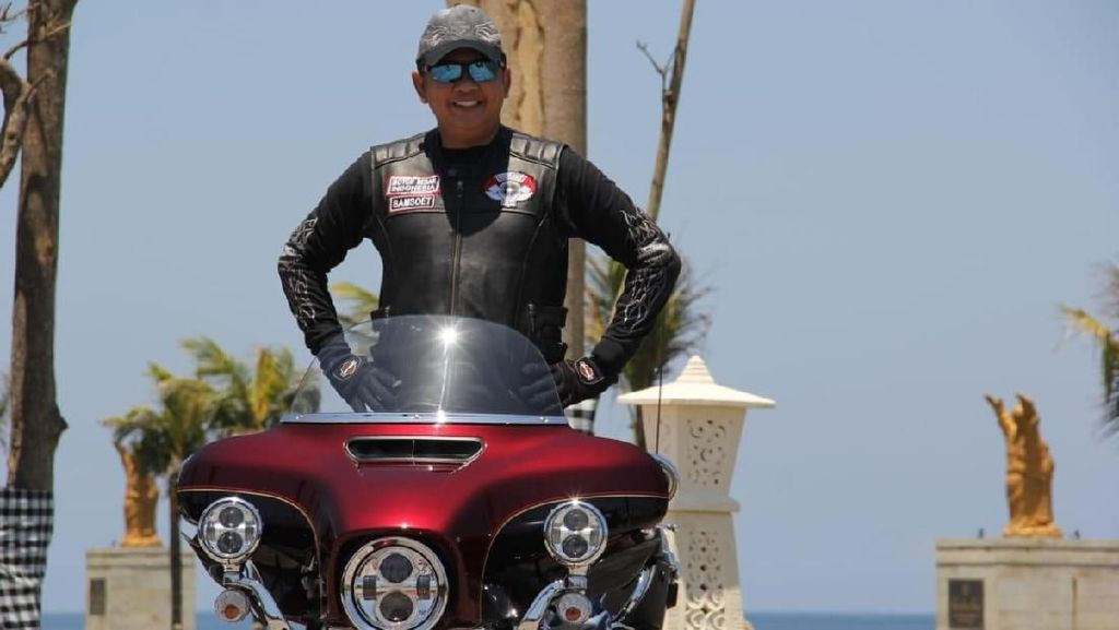 Bamsoet Resmikan Klub Motor Deadline Bikers