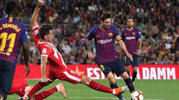 Beragam Rekor yang Berpeluang Dibukukan Messi pada 2019