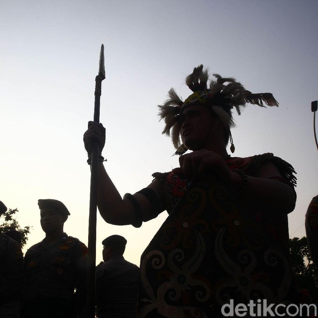 Aksi Forkonas Lanjut ke Istana Negara