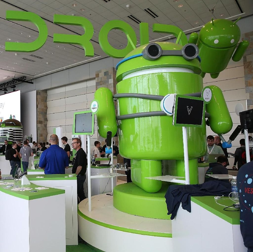Google bakal Pungut Rp 600 Ribuan untuk Setiap Ponsel dan Tablet