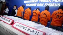 Polisi Ringkus Penipu yang Rugikan 14 Bank