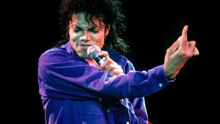 Buku psikologi milik raja pop Michael Jackson dilelang hingga capai 146 juta rupiah. Foto: Istimewa