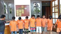 16 Oknum Bobotoh Pengeroyok Suporter Persija Ditangkap