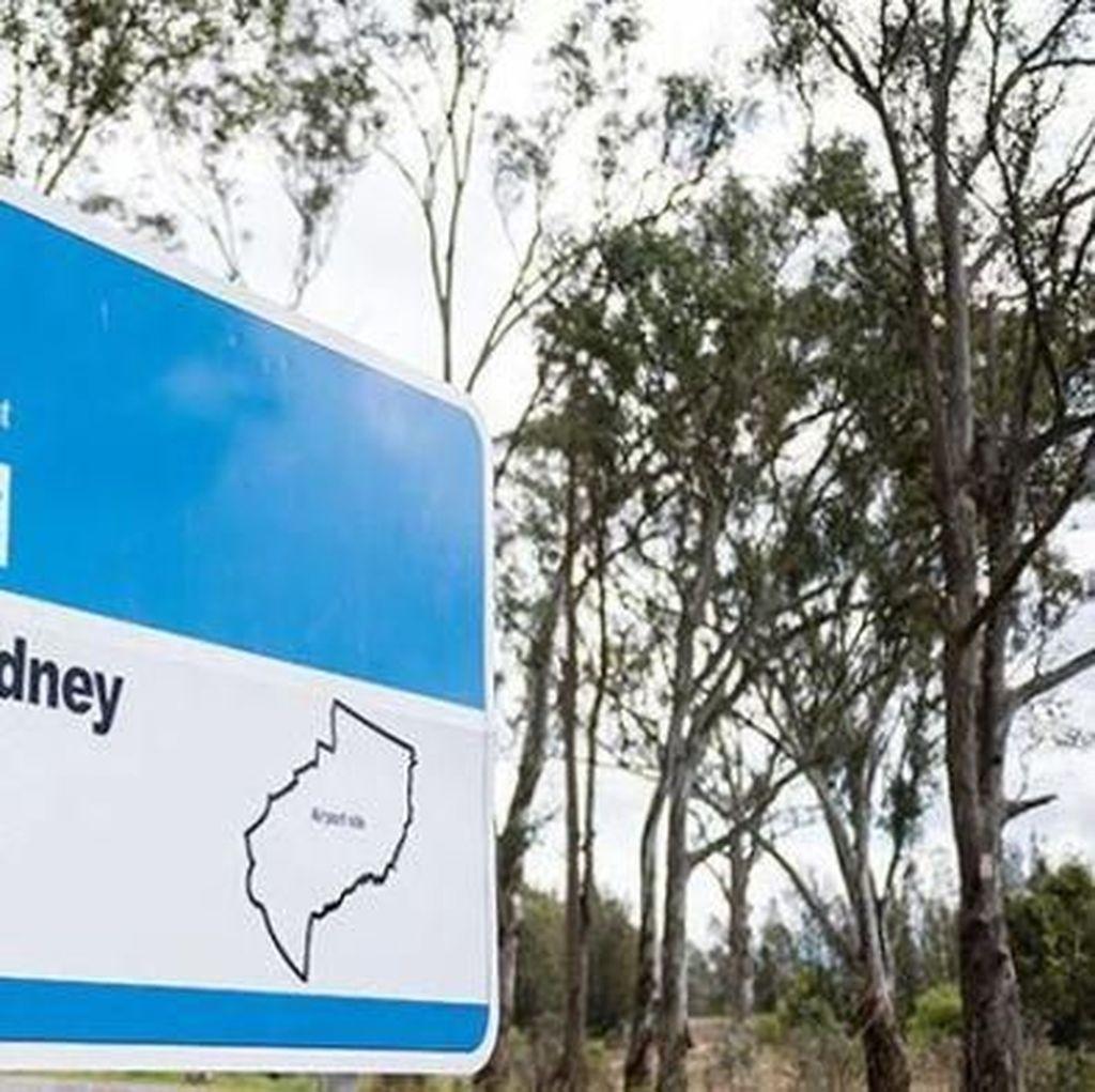 Sydney Mulai Bangun Bandara Kedua di Badgerys Creek
