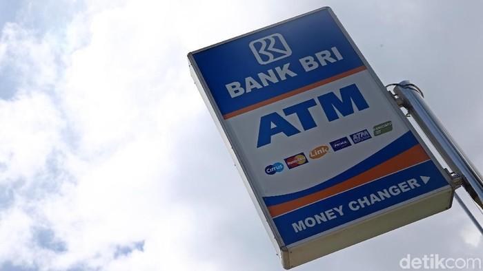 Money Changer BRI di Skouw