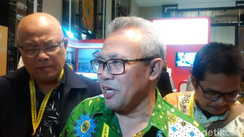 Foto: Ketua Umum HIMPUH Baluki Ahmad (Mochamad Solehudin/detikTravel)