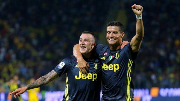 Cristiano Ronaldo kini menjalani petualangan baru bersama Juventus.