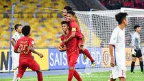 Bukan Cibiran di Medsos, Ini yang Paling Bikin Pemain Timnas U-16 Down
