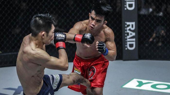 ONE Championship digelar lagi di Jakarta bulan November ini (ilustrasi)