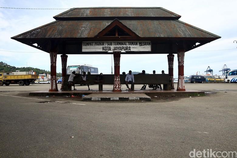 Ada Demo Mahasiswa, Sebagian Sekolah di Jayapura Dipulangkan