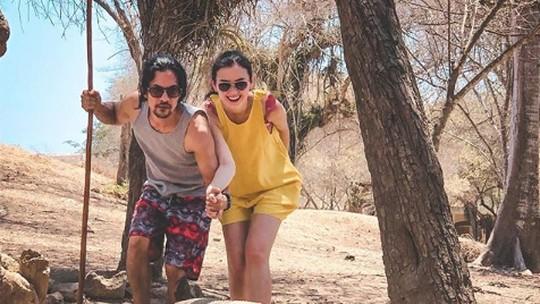 Kejutan di Balik Foto Mesra Honeymoon Kimberly Ryder dan Edward Akbar